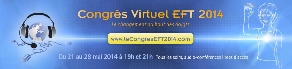 Inscrivez-vous pour le prochain congrès de l'EFT en mai !